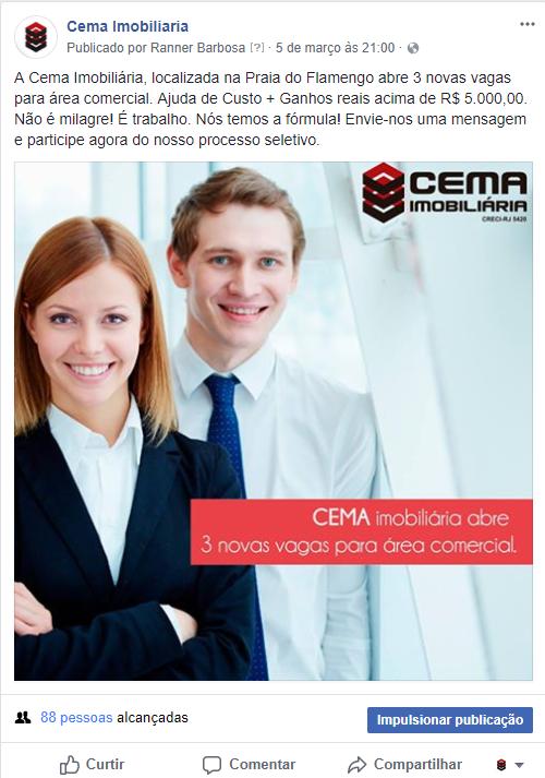 Institucional - Vaga - CEMA